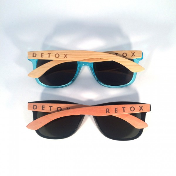 I.AM.YOU. Detox to Retox Sunglasses