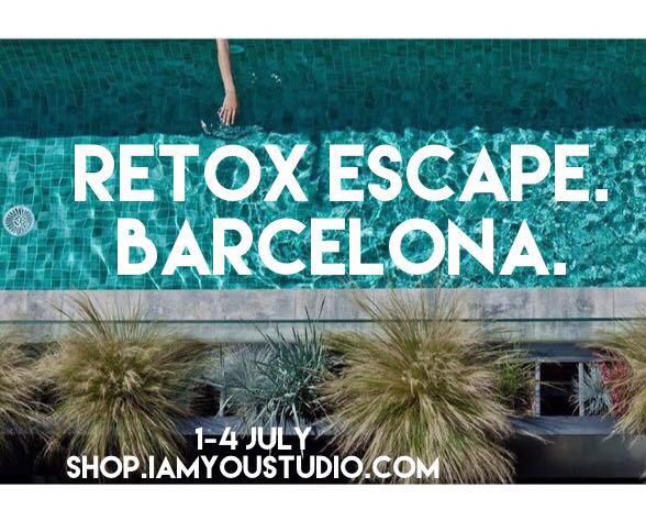 Retox Escape Barcelona